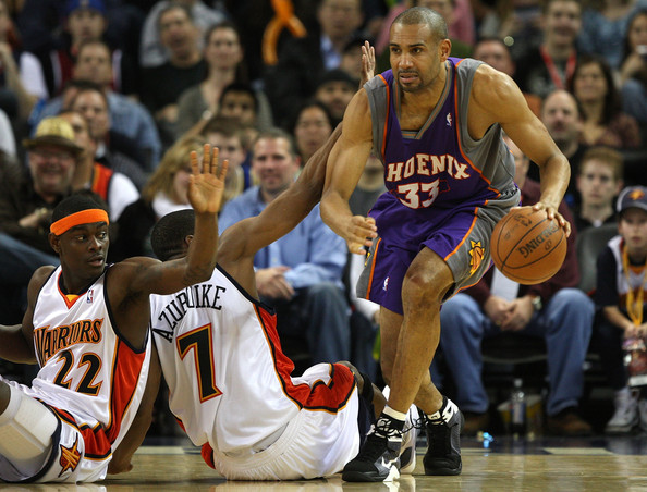 Grant Hill Top Ten Oldest Players in the NBA, Heading into 2011 2012