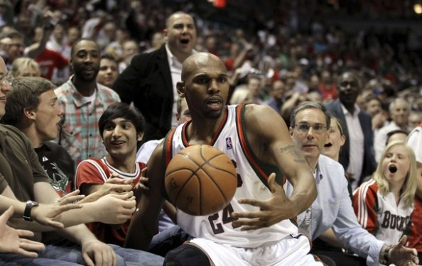 Jerry Stackhouse e1324372535458 Top Ten Oldest Players in the NBA, Heading into 2011 2012