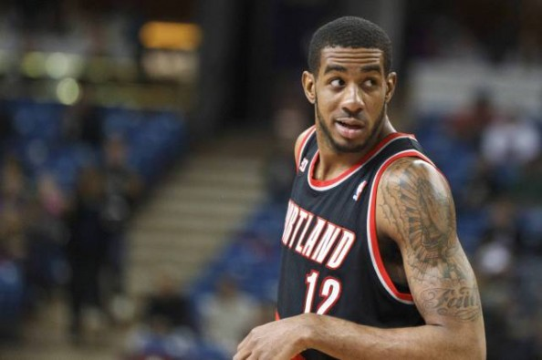 LaMarcus Aldridge e1324772180707 Top Five Power Forwards in the NBA, Going Into 2011 2012