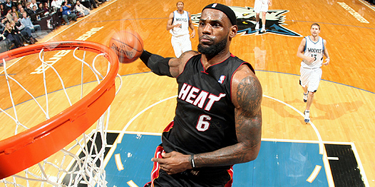 LeBron James4 Dwyane Wade Clutch = Miami Heat Perfect