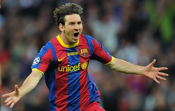 Lionel Messi2 e1325331357834 Athletes of the Year   2011 Edition
