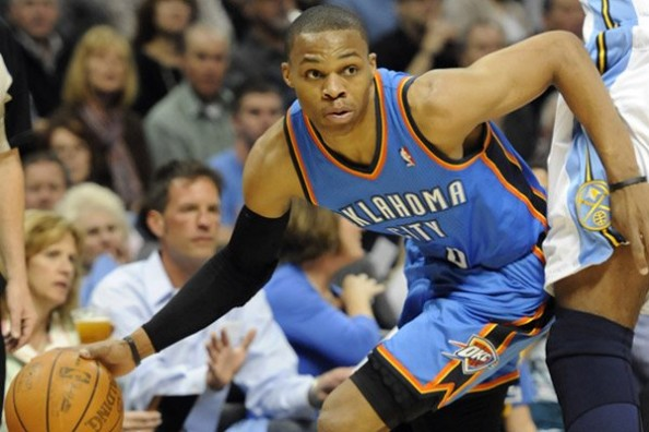 Russell Westbrook e1324517256855 Top Five Point Guards in the NBA, Going Into 2011 2012