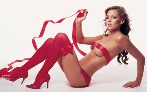 Sexy Xmas Gift e1324570869999 The Christmas Babes Special