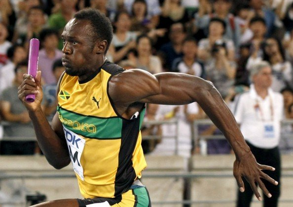Usain Bolt e1325341440719 Athletes of the Year   2011 Edition