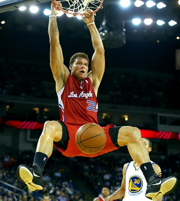 blake griffin1 e1324772738441 Top Five Power Forwards in the NBA, Going Into 2011 2012