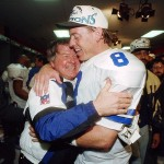 Aikman Johnson 150x150 Great Quarterback   Head Coach duos in NFL History