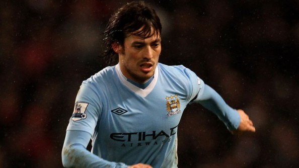 David Silva e1326795314913 Best Wingers/Supporting Strikers in the World   2012 Edition