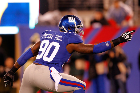 Jason Pierre Paul Giants Enter Playoffs as NFCs Hottest Team