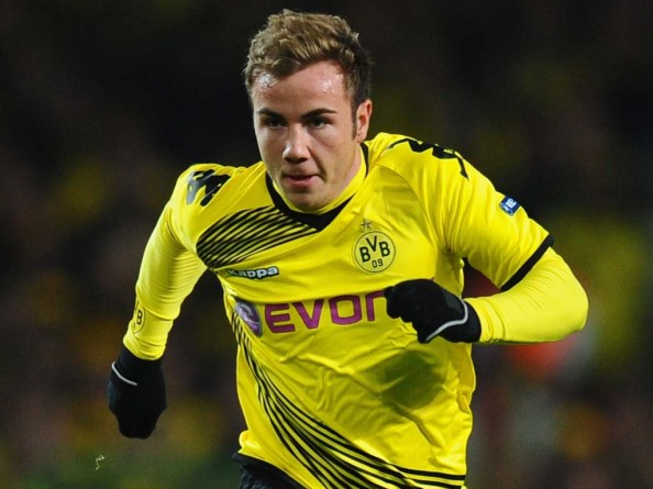 Mario Gotze e1326792014489 Best Wingers/Supporting Strikers in the World   2012 Edition