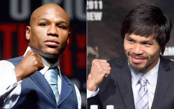 Mayweather vs Pacquiao e1326288519510 Mayweather vs Pacquiao   Twists and Turns