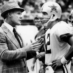 Staubach Landry 150x150 Great Quarterback   Head Coach duos in NFL History