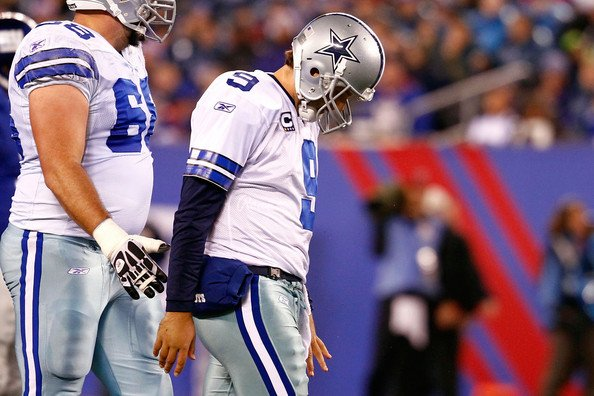 Tony Romo Giants Enter Playoffs as NFCs Hottest Team
