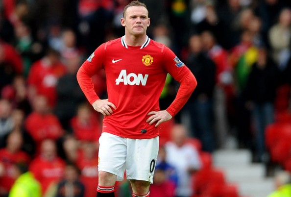 Wayne Rooney1 e1326795861441 Best Wingers/Supporting Strikers in the World   2012 Edition