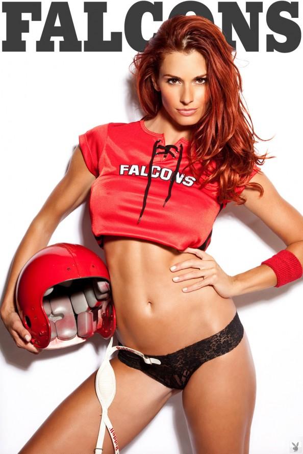jaime edmondson atlanta falcons e1326018169316 Jaime Edmondson in the Ultimate NFL Babe Gallery