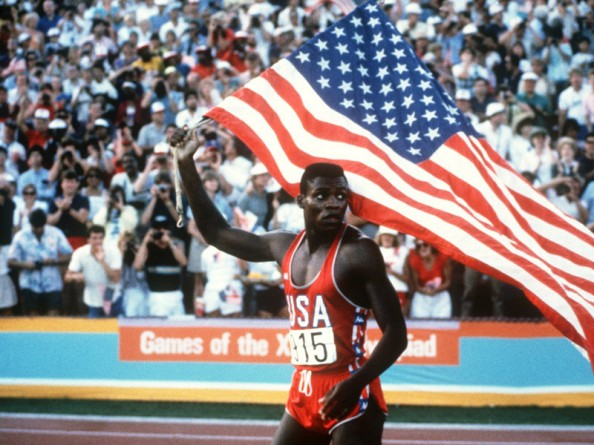 Carl Lewis e1329747268979 Athletes With the Most Olympic Gold Medals in History