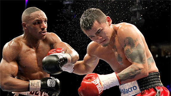 Devon Alexander Marcos Maidana Is Devon Alexander the Next Great Welterweight?