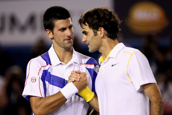 Djokovic Federer Roger Federer Wont be Number One Again