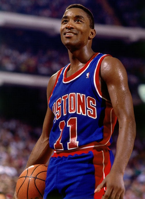 Isiah Thomas e1328787593391 NBA Franchises All Time Leading Scorers