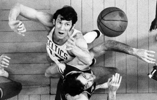 John Havlicek e1328785810215 NBA Franchises All Time Leading Scorers