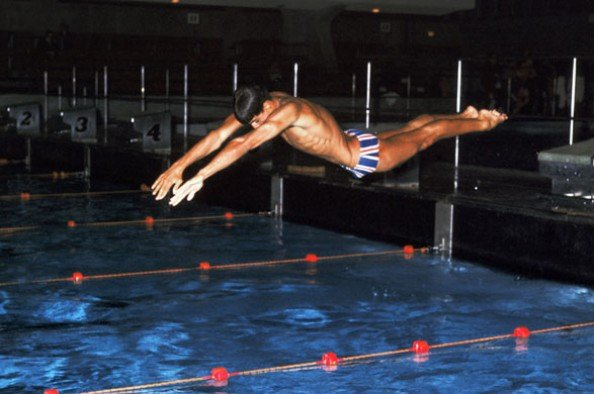 Mark Spitz e1329747591573 Athletes With the Most Olympic Gold Medals in History