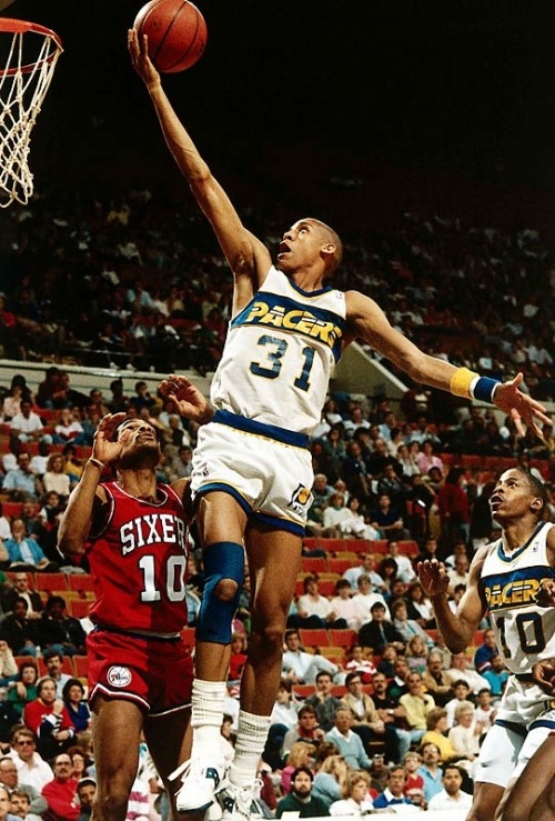 Reggie Miller e1328788359481 NBA Franchises All Time Leading Scorers