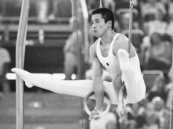 Sawao Kato e1329746227952 Athletes With the Most Olympic Gold Medals in History