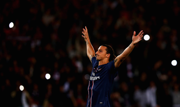 Zlatan Ibrahimovic Top Ten UEFA Champions League Scorers of All Time