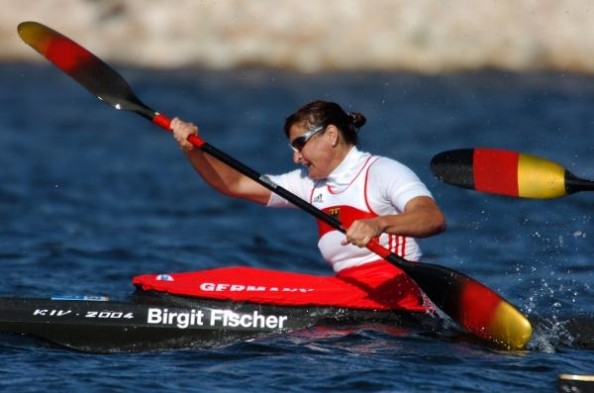 birgit fischer e1329746539434 Athletes With the Most Olympic Gold Medals in History