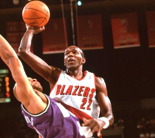 clyde drexler e1328791629920 NBA Franchises All Time Leading Scorers