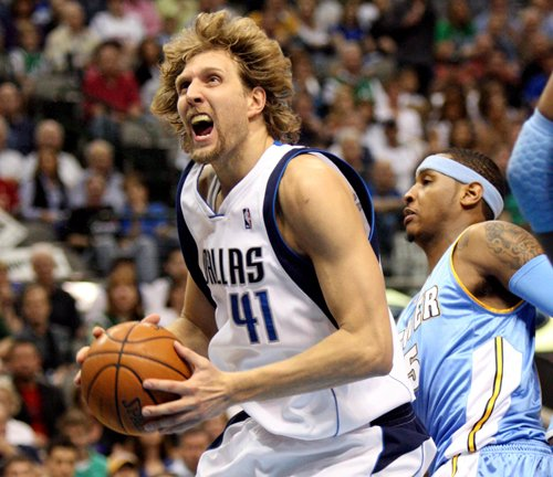 dirk nowitzki mavs krtphotoslive357064 sports bkn nugg NBA Franchises All Time Leading Scorers