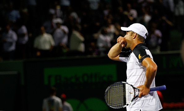 Andy Roddick Andy Roddick and the Unlikely Win Over Roger Federer