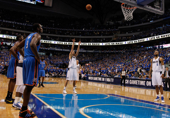 Dirk Nowitzki NBA Single Game Records And Breaking Them