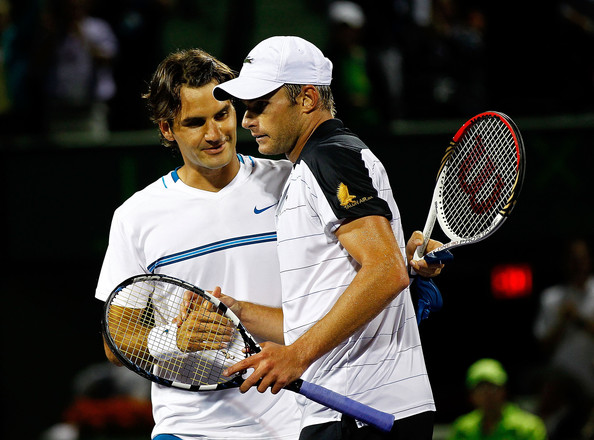 Federer Roddick Andy Roddick and the Unlikely Win Over Roger Federer