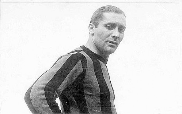 Giuseppe Meazza e1332496177720 Great European Clubs All Time Leading Goal Scorers