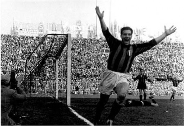 Gunnar Nordahl e1332495425968 Great European Clubs All Time Leading Goal Scorers