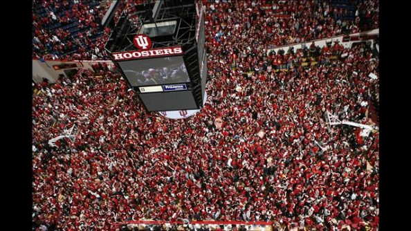 Indiana Hoosiers e1331643849145 The Most Valuable College Basketball Teams
