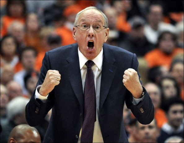 Jim Boeheim e1331642941127 The Most Valuable College Basketball Teams