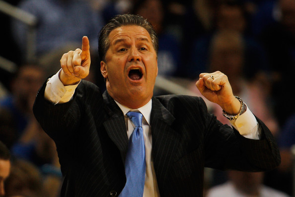 John Calipari1 The Most Valuable College Basketball Teams