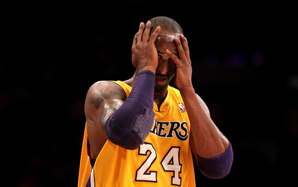 Kobe Bryant Maybe the Lakers Should Trade... Kobe Bryant?