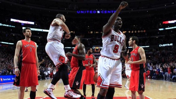 Luol Deng1 e1332685103815 Luol Deng & Bulls Keep Winning the Hard Way