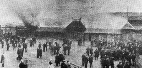 1909 Hampden Park Riots e1333536405211 When Sport Fans Riot   The Ugly Side of Sports