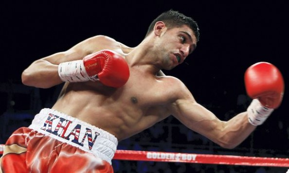 Amir Khan e1335789127290 Mayweather Just Two Fights Away For Amir Khan?