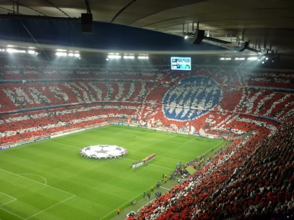 Bayern Munich Fans e1334838487786 The Most Valuable Soccer Teams in the World