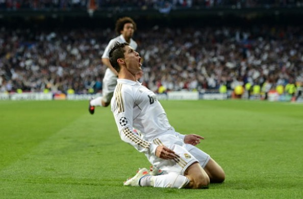 Cristiano Ronaldo9 e1338057441369 The Most Goals Scored in a Single European Season