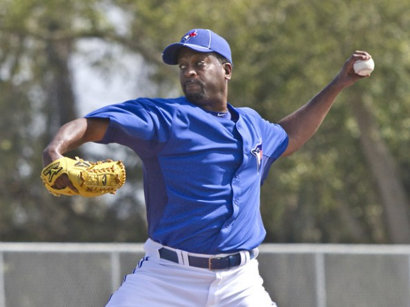 Darren Oliver e1333449698740 The Oldest Players in MLB Heading Into the 2012 Season