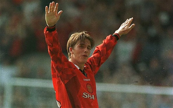 David Beckham e1334652884602 The Premier Leagues 10 Nominees For Greatest Goal in EPL History