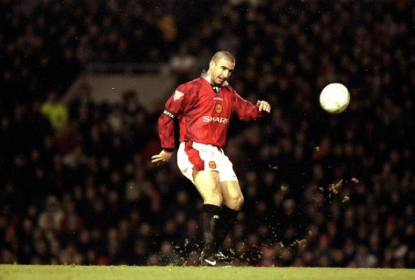 Eric Cantona e1334653269616 The Premier Leagues 10 Nominees For Greatest Goal in EPL History