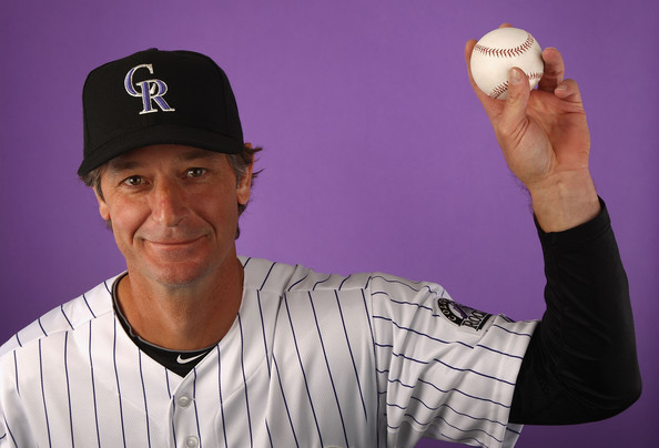 Jamie Moyer The Oldest Players in MLB Heading Into the 2012 Season