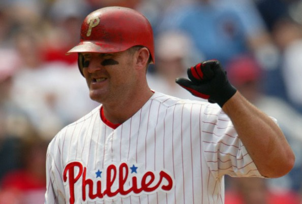 Jim Thome e1333450002693 The Oldest Players in MLB Heading Into the 2012 Season