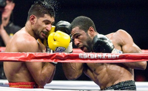 Mayweather Just Two Fights Away For Amir Khan?